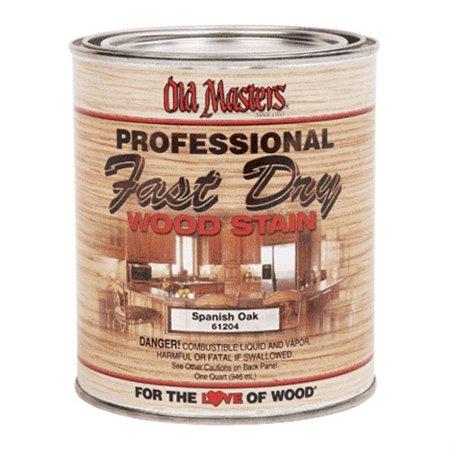 Big Stick Pro Maple Wood (60604 Qt Fast Dry Wood Stain - Maple )