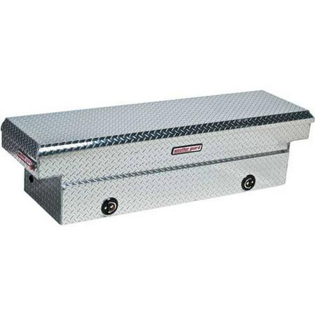 Weatherguard 127-0-02 Wea127-0-02 Single Lid Fs Aluminum Box Clear ()