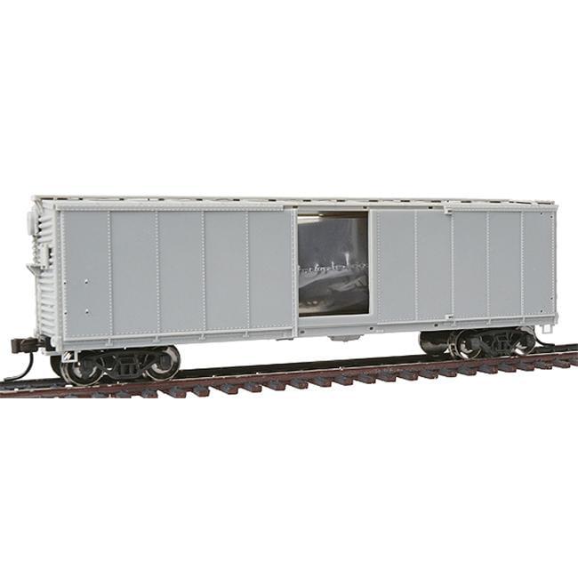 Atlas Model ATM64002 Ho Master Usra Steel Box Car Undecorated