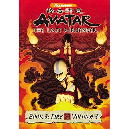 Avatar: The Last Airbender - Book 3: Fire, Vol. 3 (Full (Avatar The Last Airbender Fire Nation Ship)