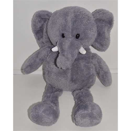 Animal Adventure Elephant Gray 18 Plush Sweet Sprouts Stuffed Animal
