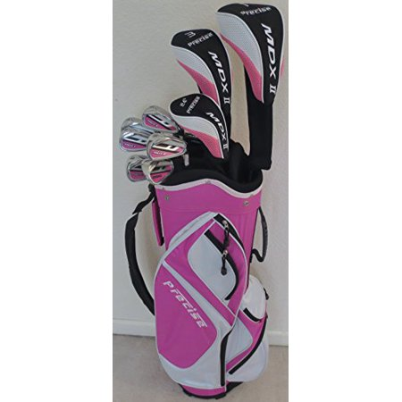 Big Driver Kids Golf Cart - Womens Petite Complete Custom Made Golf Set Clubs for Ladies 5'0