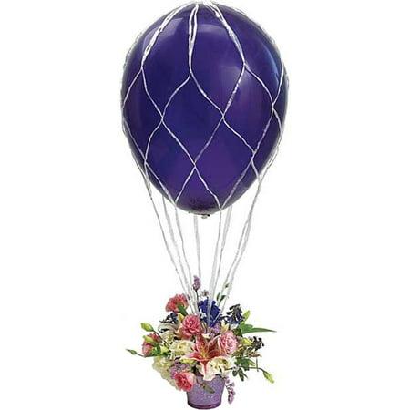 Large Centerpiece (Hot Air Balloon Arrangement Net 2' Large Party Bouquet Centerpiece )