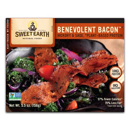 Sweet Earth Seitan Benevolent Bacon