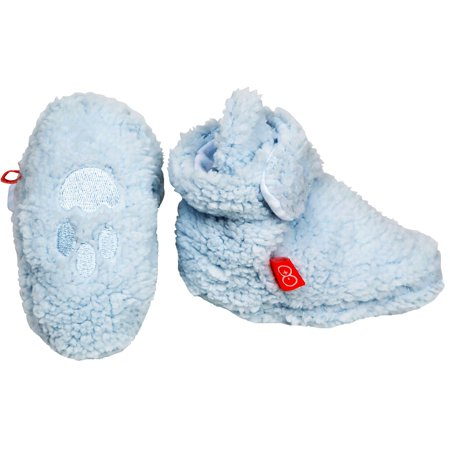 Quick And Easy Male Halloween Costumes (Magnificent Baby Booties Boys Newborn Fleece Shoe Socks with Quick and Easy Magnet Close 0-6 Months Light Blue (Zapatos y zapatitos de)