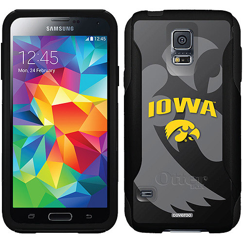 Iowa Watermark Design on OtterBox Commuter Series Case for Samsung Galaxy S5