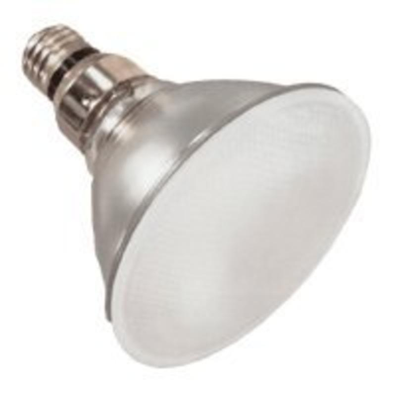 S4133 39W 45W 500 Lumens Par38 Halogen Flood Frosted Light Bulb, Dimmable Satco by Satco