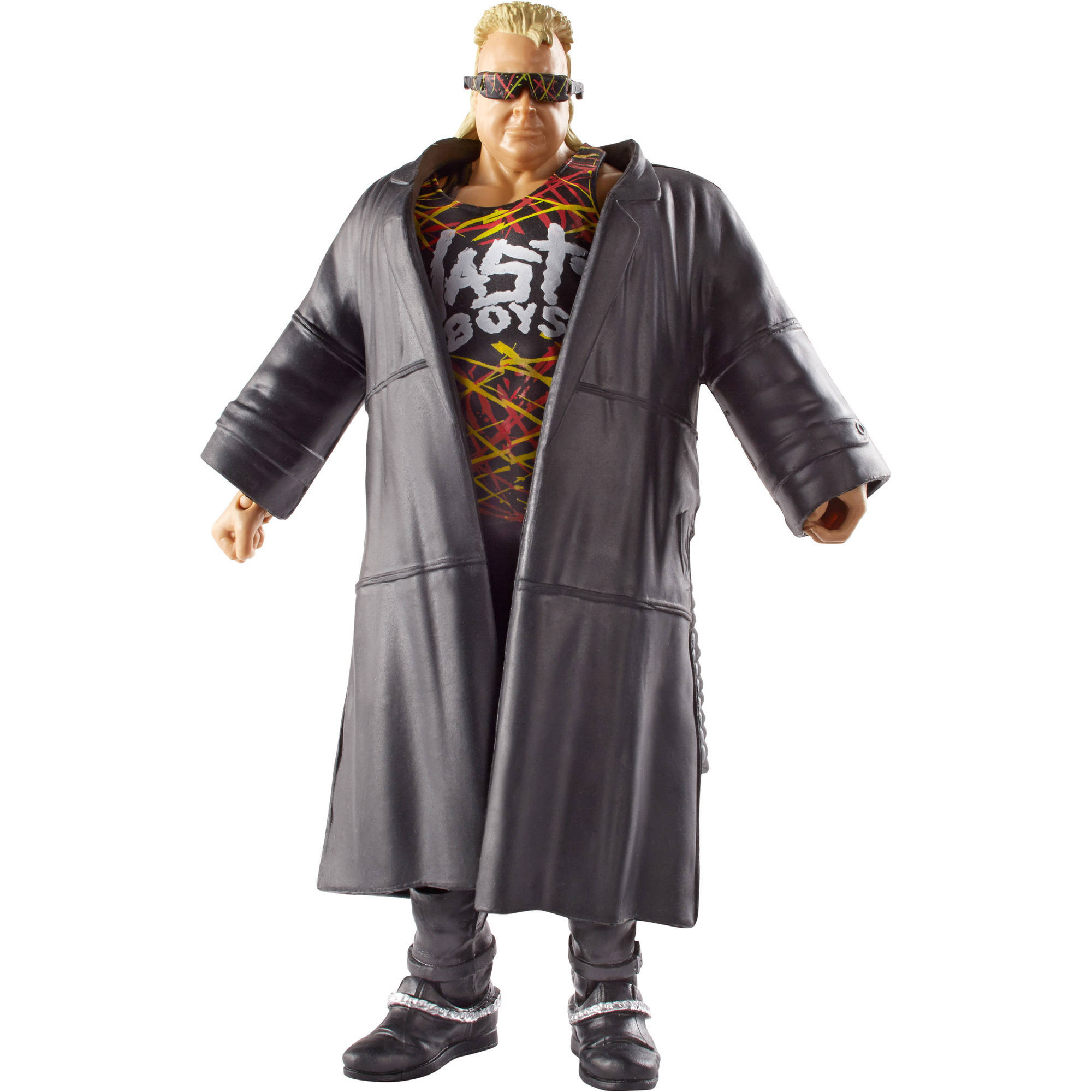 WWE Elite Figure, Nasty Boys Brian Knobbs