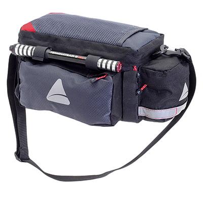 BAG AXIOM TRUNK CARTIER P11 GY/BK