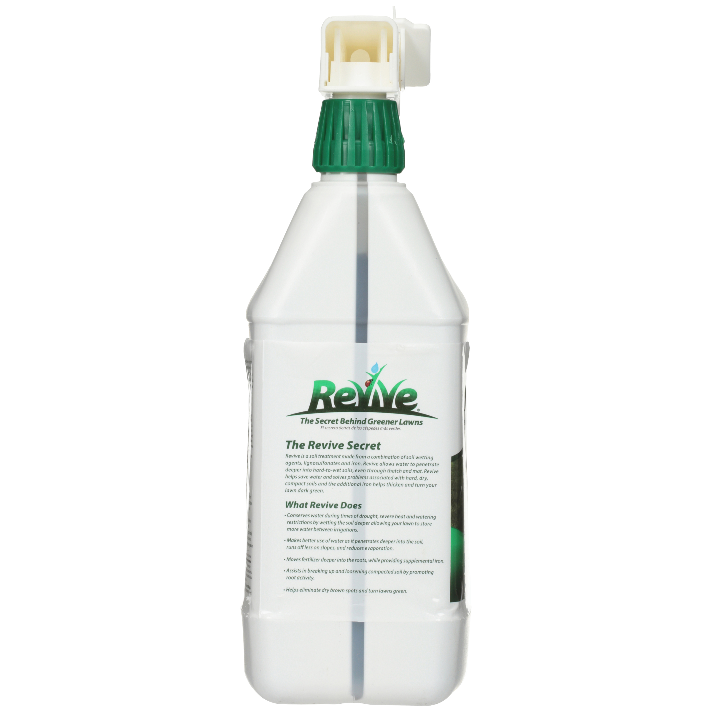 Revive Ready To Spray Organic Soil Treatment 1 2 Gal Walmart Com