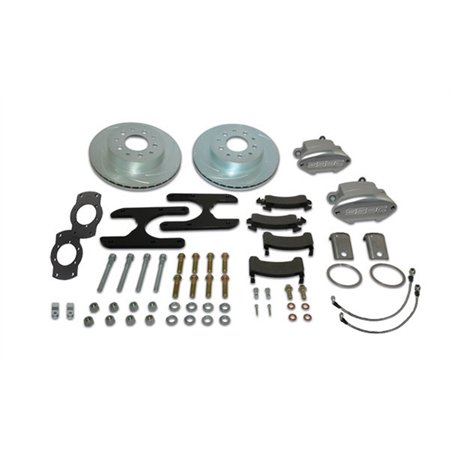 SSBC Performance Brakes A130-5R Sport R1 Plus Disc Brake Conversion Kit  Fits CJ7