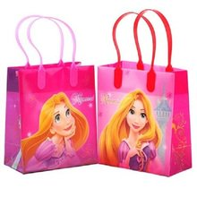 Princess Rapunzel Party Favor Goodie Small Gift Bags 12](Repunzel Birthday)