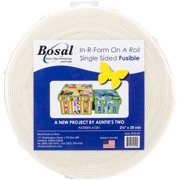 "In-R-Form Unique Fusible Foam Stabilizer, 2.25"" x 20 yd"