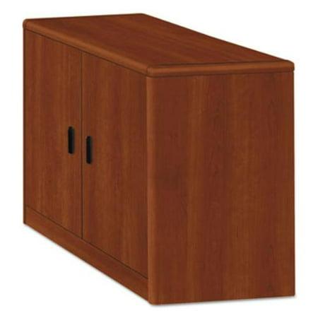 10700 Series Locking Storage Cabinet, 36w x 20d x 29 1/2h, Cognac 10700 Series Cabinet