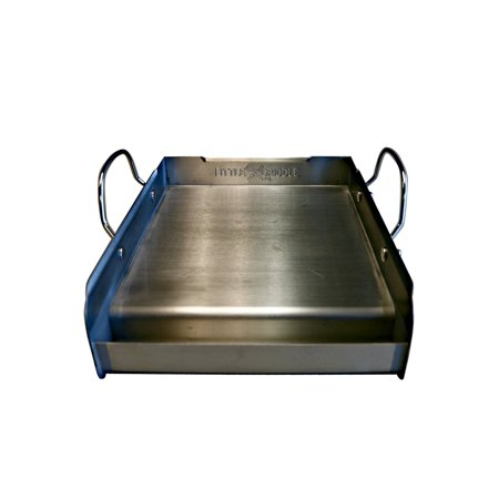 Little Griddle (Little Griddle GQ120 Half-Size Stainless Steel BBQ)