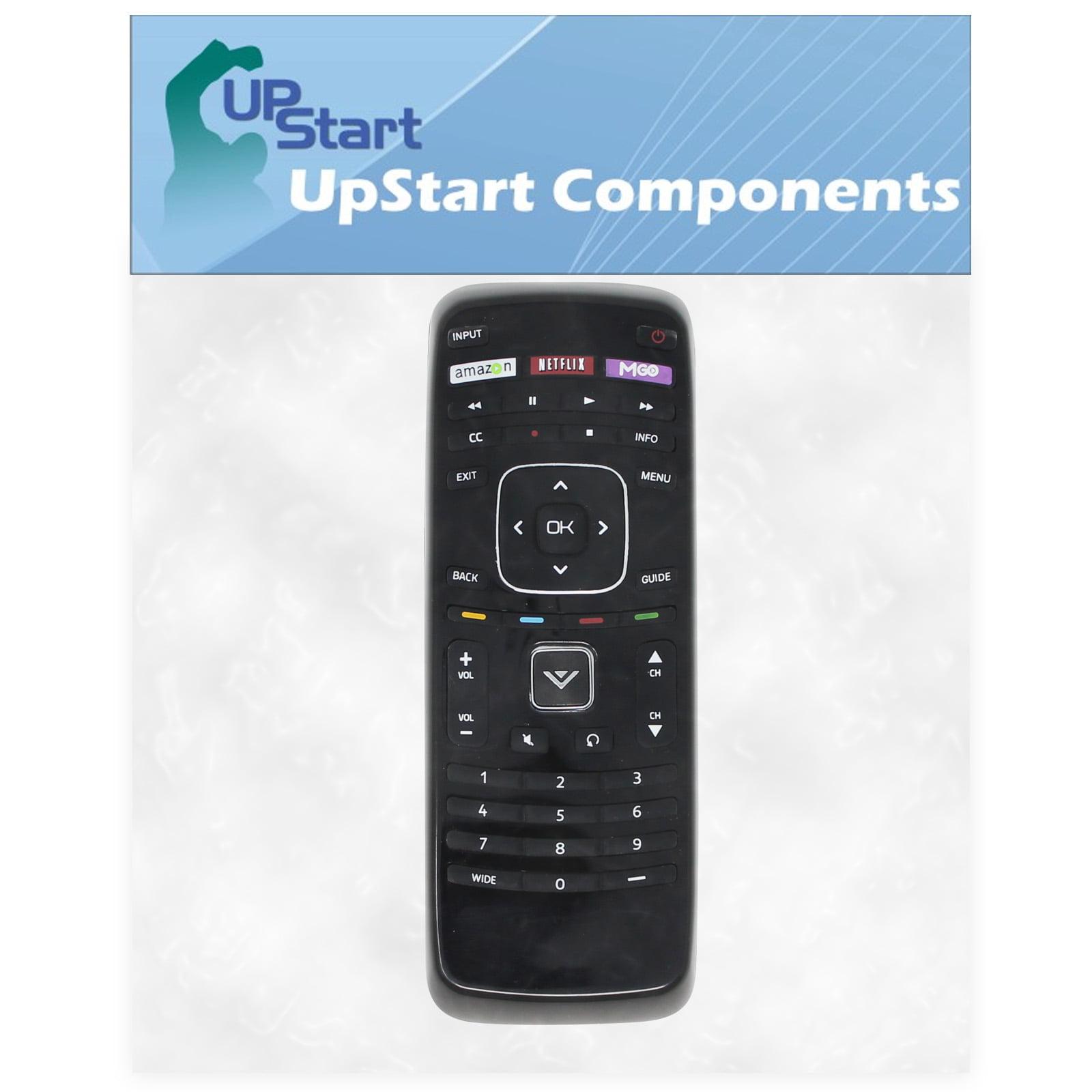 2-Pack Replacement E24-C1 Smart TV Remote Control for VIZIO TV - Compatible with XRT112 VIZIO TV Remote Control - image 1 of 3