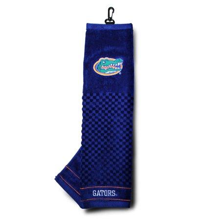 Team Golf NCAA Florida Embroidered Golf Towel