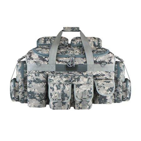 Camo Duffle Bag (Tactical Outdoor Camo 31