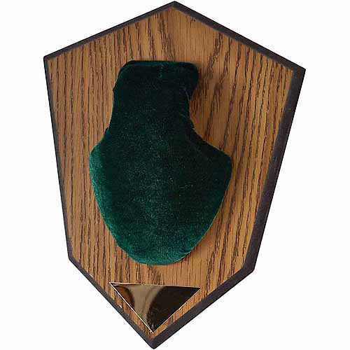 Allen Antler Mounting Kit, Green Skull Cover