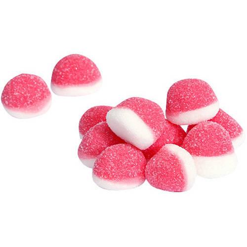 Petite Pufflettes Strawberry Gummy Bites, 5 lb
