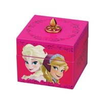 Disney Frozen Anna & Elsa Musical Keepsake Box [Pink]