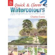 Quick & Clever Watercolours - eBook