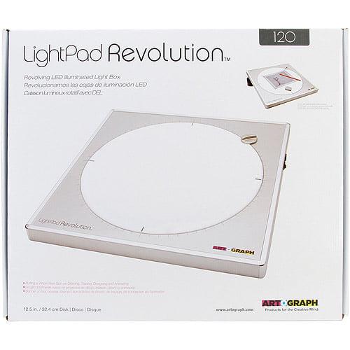 "Artograph 170 LightPad Revolution LED Light Box, Approximately 18.5"""