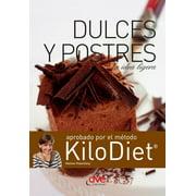 Dulces y postres - eBook