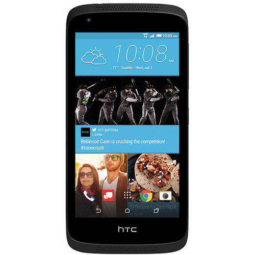 HTC Desire 526 Verizon Wireless 8GB Prepaid Smartphone