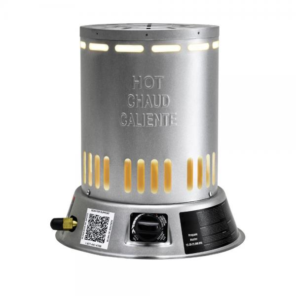 Dyna-Glo RMC-LPC25DG 15,000 to 25,000 BTU Liquid Propane Convection Heater