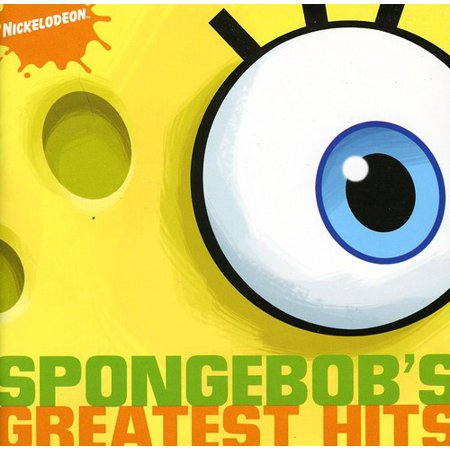 Spongebob's Greatest Hits (CD)