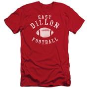 Friday Night Lights - East Dillon Football - Slim Fit Short Sleeve Shirt - Large