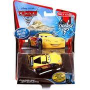 Disney Cars Charge Ups Jeff Gorvette Diecast Car