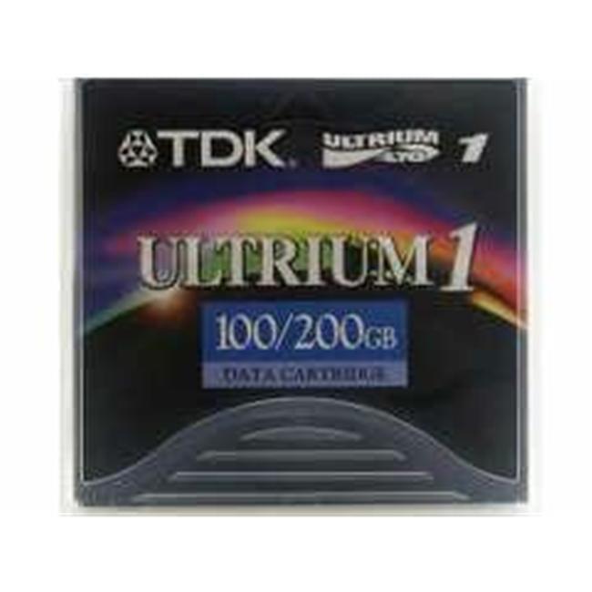 Tdk Electronics Corporation 27580 Lto Ultrium 1 (100Gb) W/Case - image 1 de 1