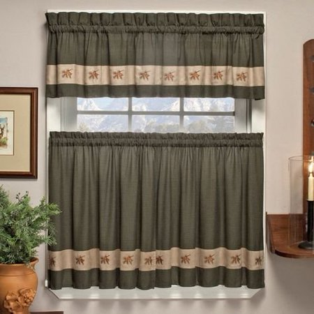 embroidered mini plaid pair of tiers perfect plaid tier curtains