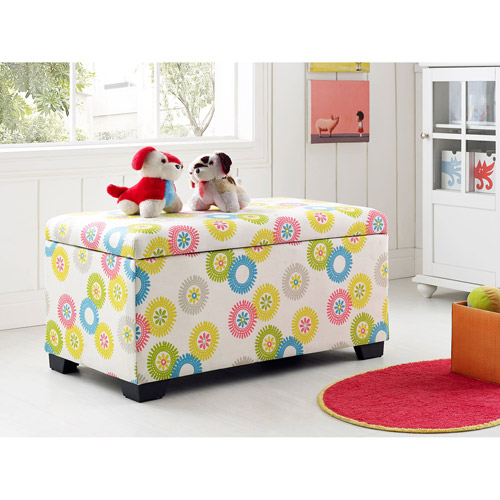 Waverly Storage Trunk, Multiple Colors