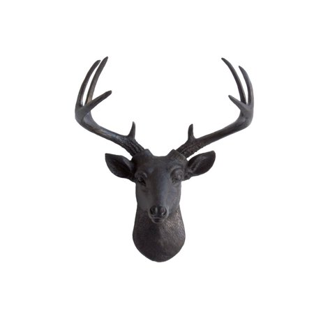 - The Wall Charmers Virginia Faux Mini Deer Head