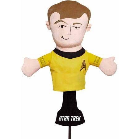 Creative Covers For Golf Star Trek Captain James T. Kirk Driver Headcover Star Wars Golf Headcover