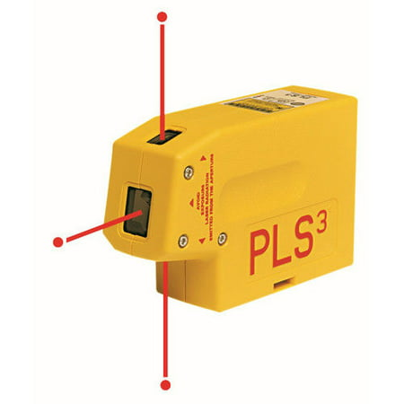 Pacific Laser Systems PLS-60523 3-Beam Laser Plumb