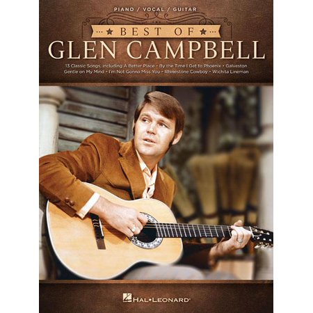 Best of Glen Campbell (Paperback)