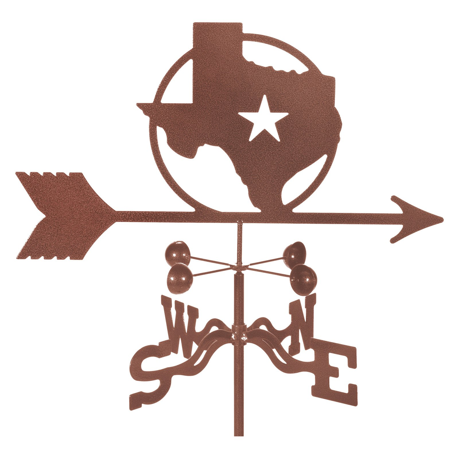 EZ Vane Texas Star Weathervane by EZ Vane