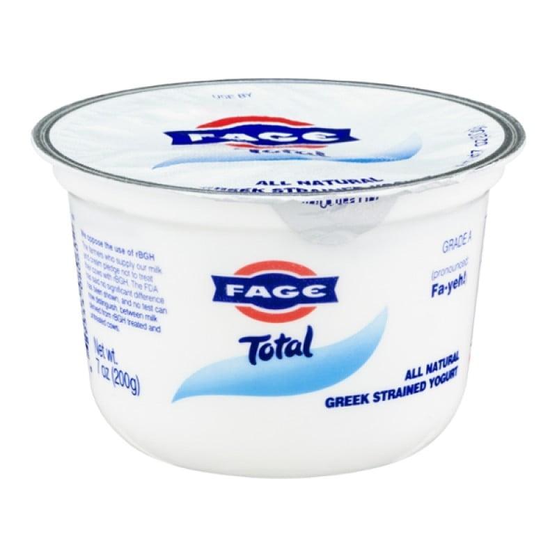 Fage Total Greek Yogurt 7 oz -Pre-Order