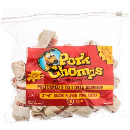 Pork Chomps Dog Treats Reviews