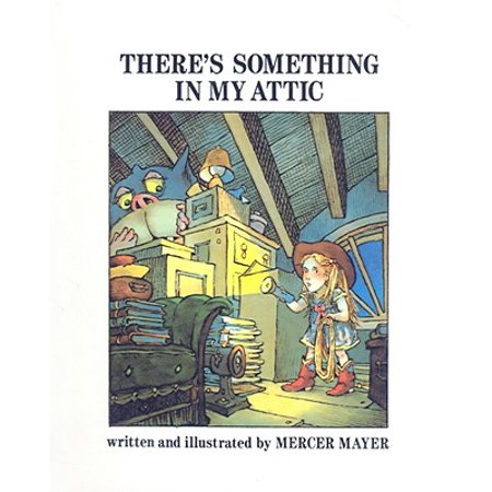 There's Something in My Attic (Nick Cave Somethings Gotten Hold Of My Heart)