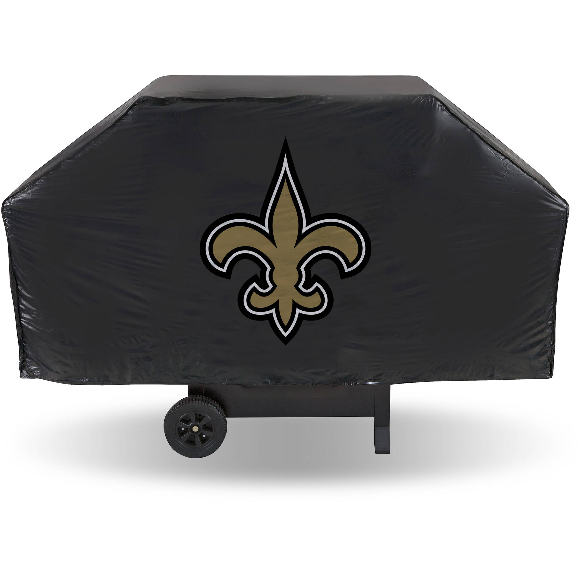 Rico Industries Saints Vinyl Grill Cover