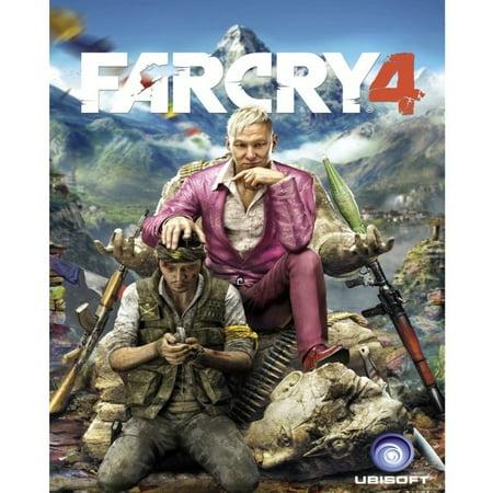 Far Cry 4, Ubisoft, PlayStation 3, 887256300678 (Far Cry 2 Cheats Ps3 Diamonds Unlimited)