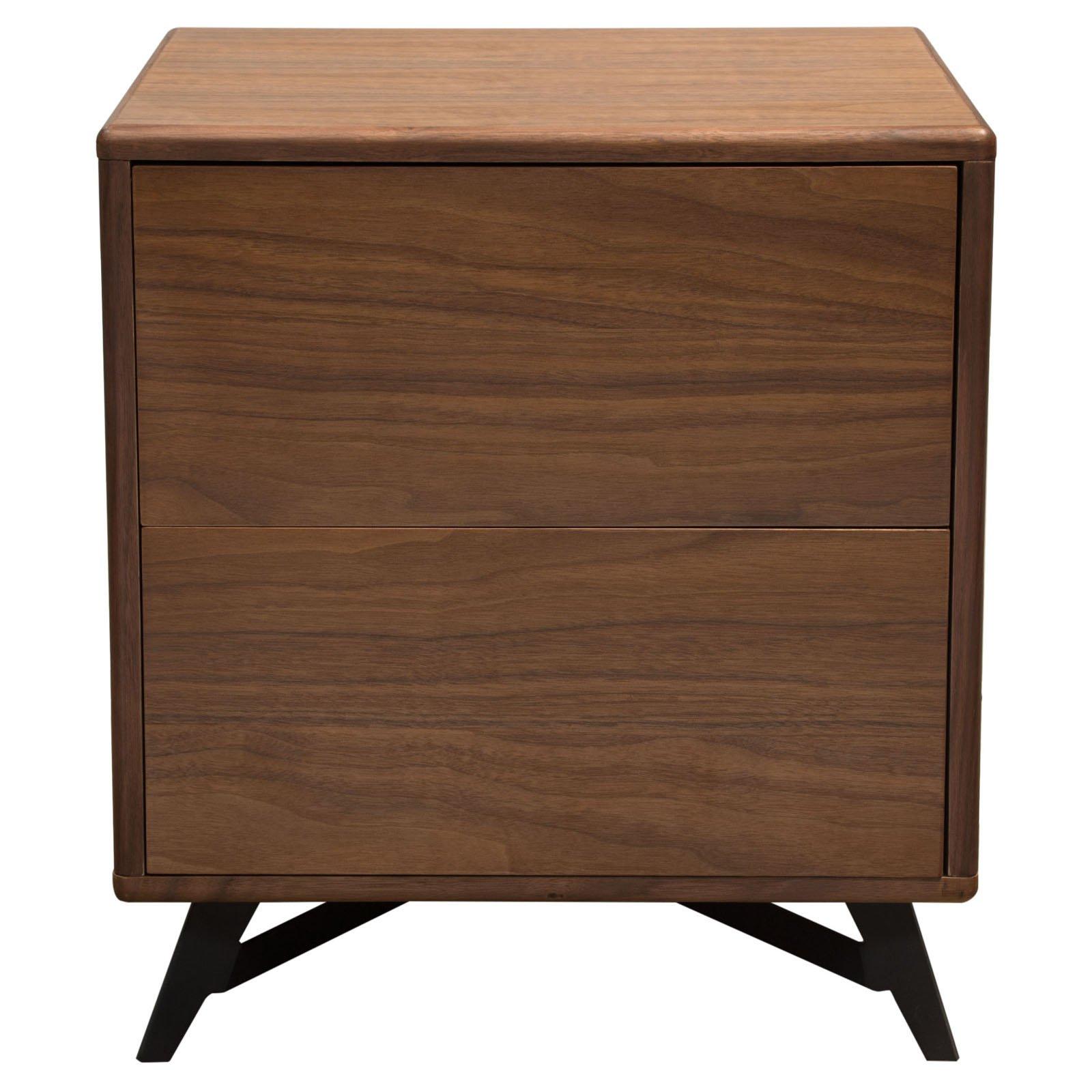 Diamond Sofa Tempo End Table with Drawer Storage