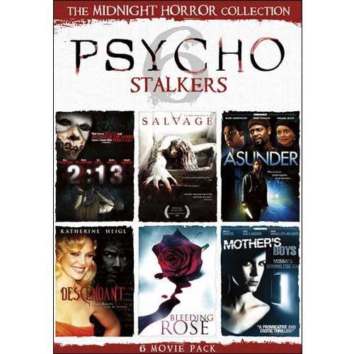 Platinum Disc Midnight Horror Collection-stalkers [dvd/2discs Slimline]