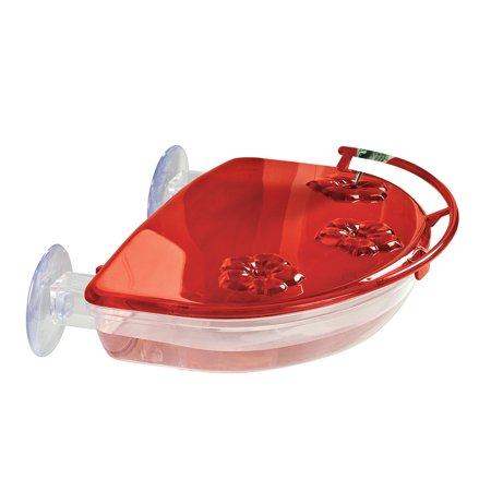 Aspects Window Feeder (Jewel Box Suction Cup Window Hummingbird Feeder, 8 oz. )