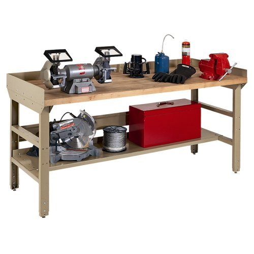 Edsal Premier Adjustable Workbench